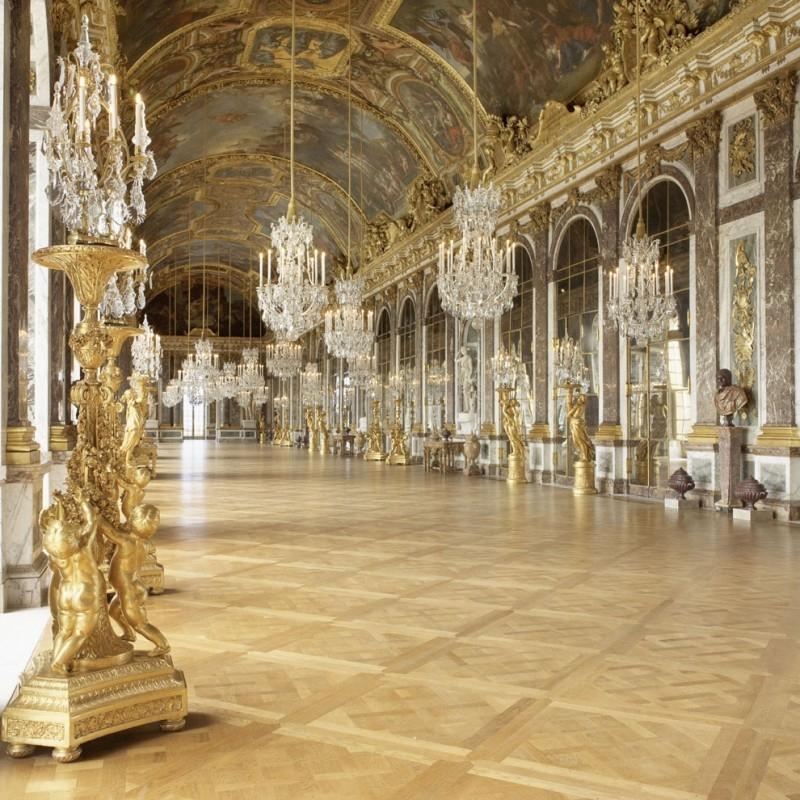 Origine Parquet Massif parquet Panneaux de Versailles